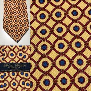 Brooks Brothers 100% Silk Necktie